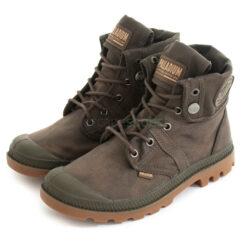 Boots PALLADIUM Pallabrouse BGY Wax Major Brown 74900-G39
