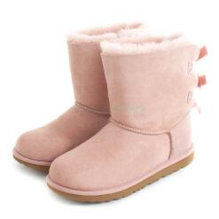 Botas UGG AUSTRALIA Kids Bailey Bow II 1112394K Pink Crystal