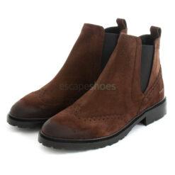Ankle Boots CUBANAS Drift 120 Bege