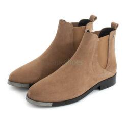 Ankle Boots CUBANAS Nature 400 Beige