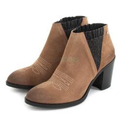 Ankle Boots CUBANAS Triumph 330 Beige