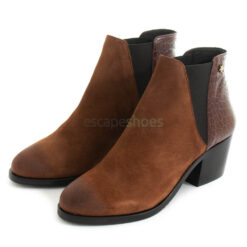 Ankle Boots CUBANAS Vitoria 530 Brown