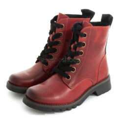 Ankle Boots FLY LONDON Ragi539 Rug Red P144539006