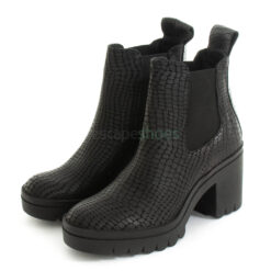 Ankle Boots FLY LONDON Tope520 Croco Black P144520006