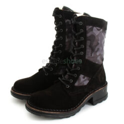 Ankle Boots FLY LONDON Toro036 Suede Black P211036002
