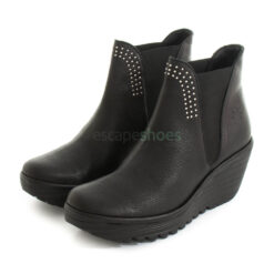 Ankle Boots FLY LONDON Yellow Yoss Black P501254000