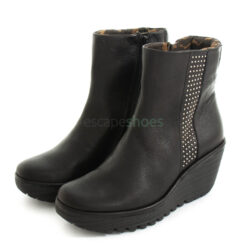 Ankle Boots FLY LONDON Yellow Yulu252 Black P501253000