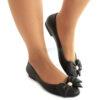 Bailarinas MELISSA Doll VI Negras MW.20.138
