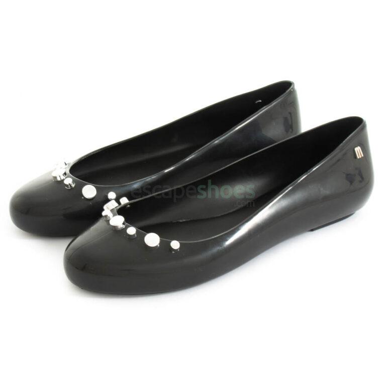 Flat Shoes MELISSA Sweet Love Black MW.20.135