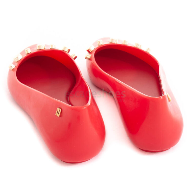 Flat Shoes MELISSA Sweet Love Red MW.20.135A