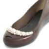 Flat Shoes MELISSA Ultragirl Girly Black MW.20.134C