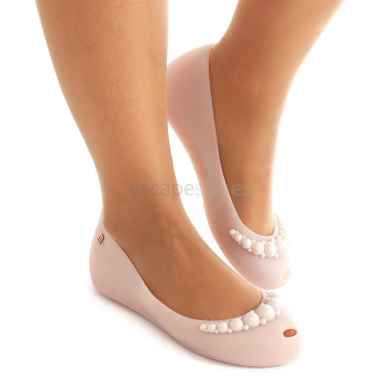 Flat Shoes MELISSA Ultragirl Girly Pink MW.20.134A