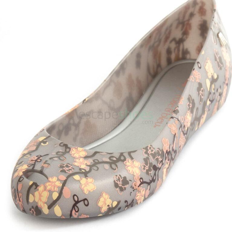 Flat Shoes MELISSA Ultragirl Rosebleu Silver MW.20.143A
