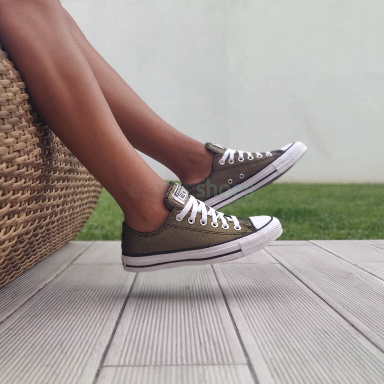 Tenis CONVERSE All Star Gold 568589c