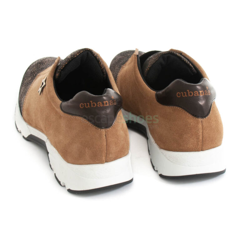 Zapatillas CUBANAS Run 1110 Beige