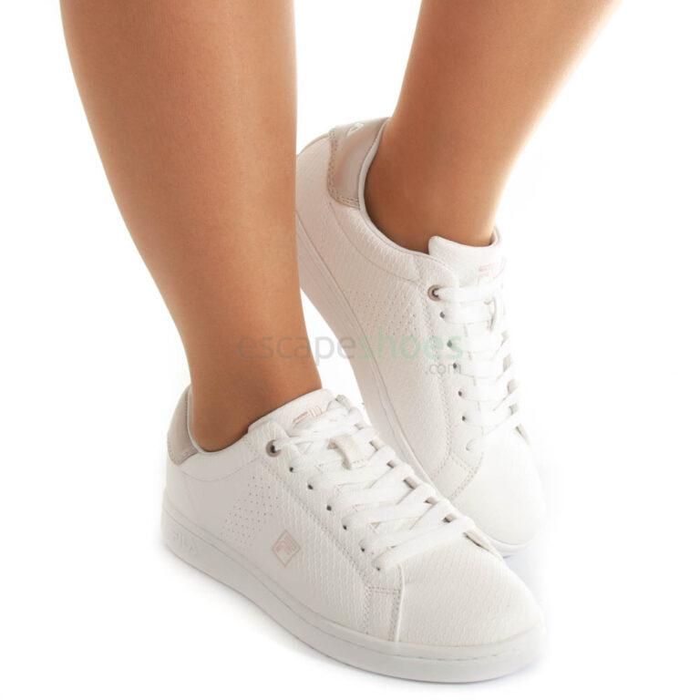 Sneakers FILA Crosscourt 2 F Low White Sepia 1010776-84W