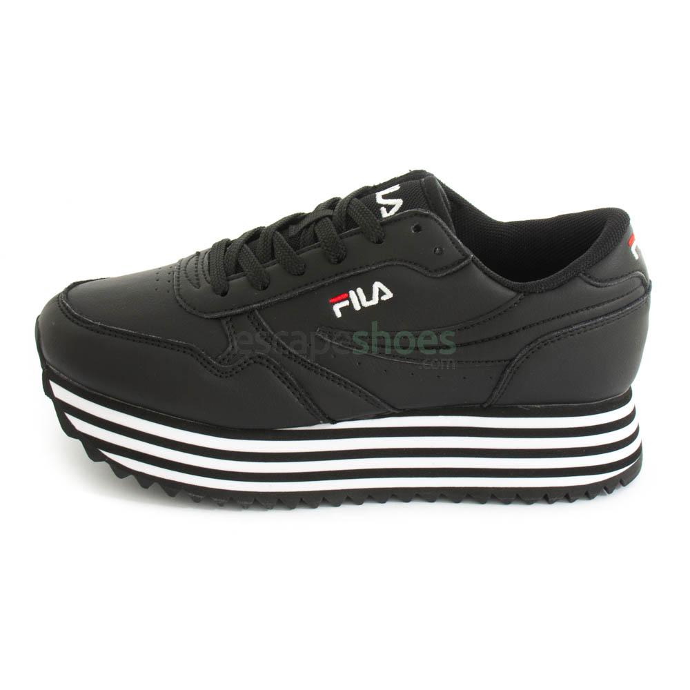 Sneakers FILA Orbit Zeppa Stripe Black