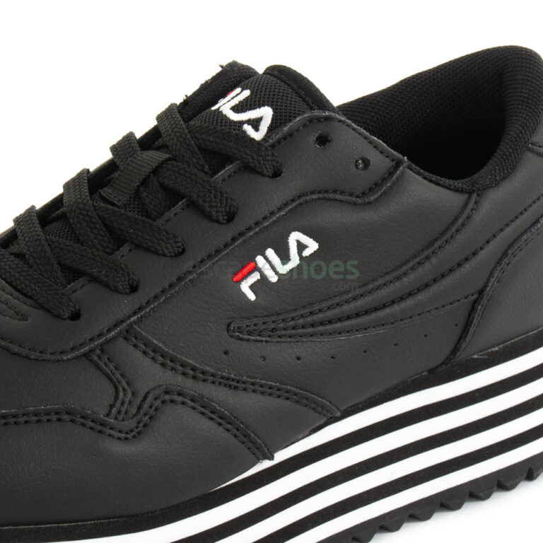 Sneakers FILA Orbit Zeppa Stripe Black 1010667-11W