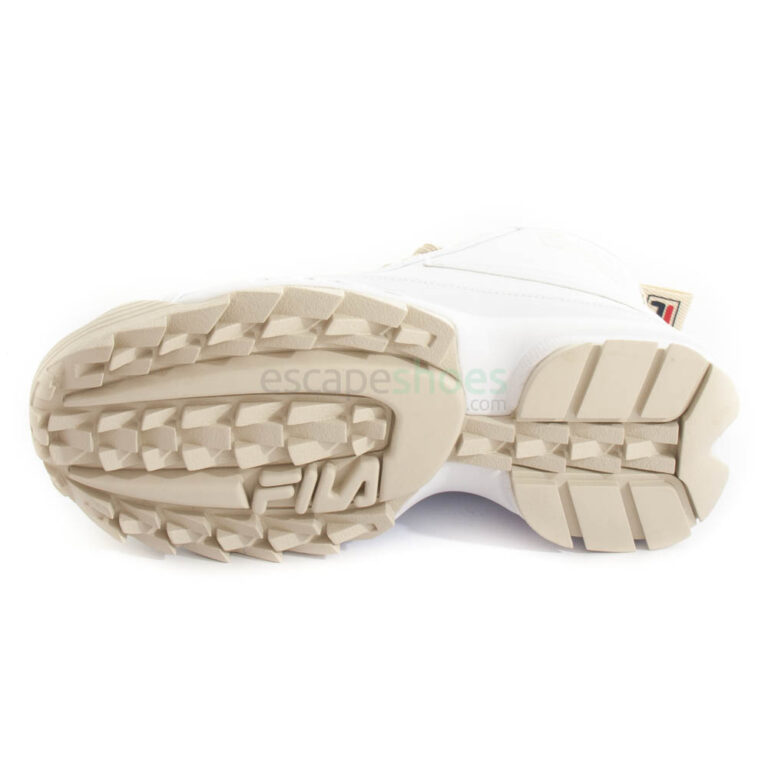 Tenis FILA Retroruptor White 1011022-1FG