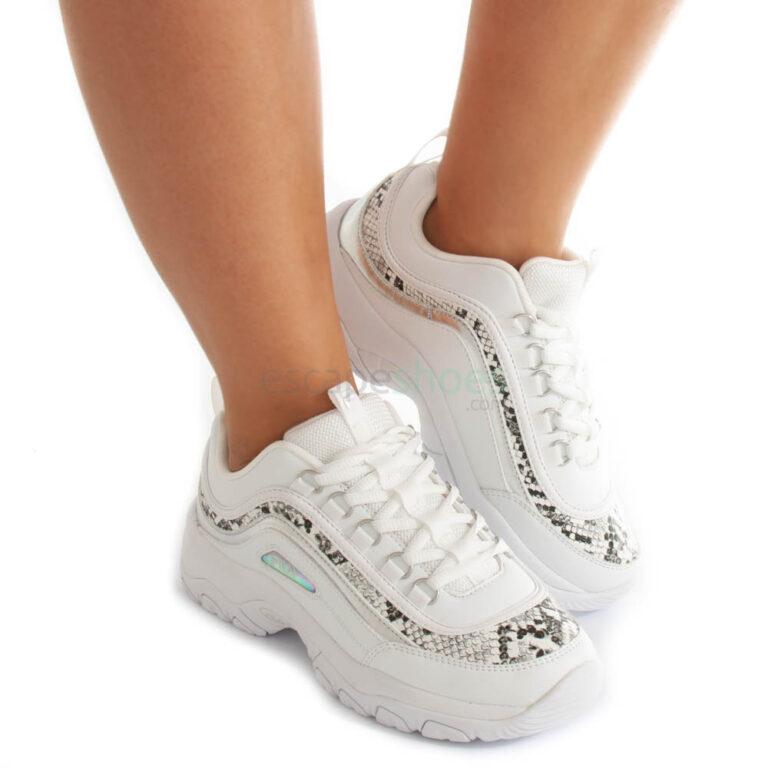 Sneakers FILA Stada A White Snake 1010893-85A