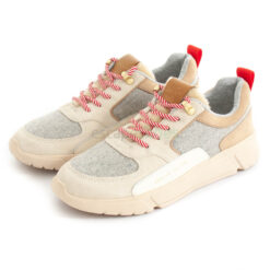 Tenis GANT Cocoville Low Lace Cream Gray 21533933-G217