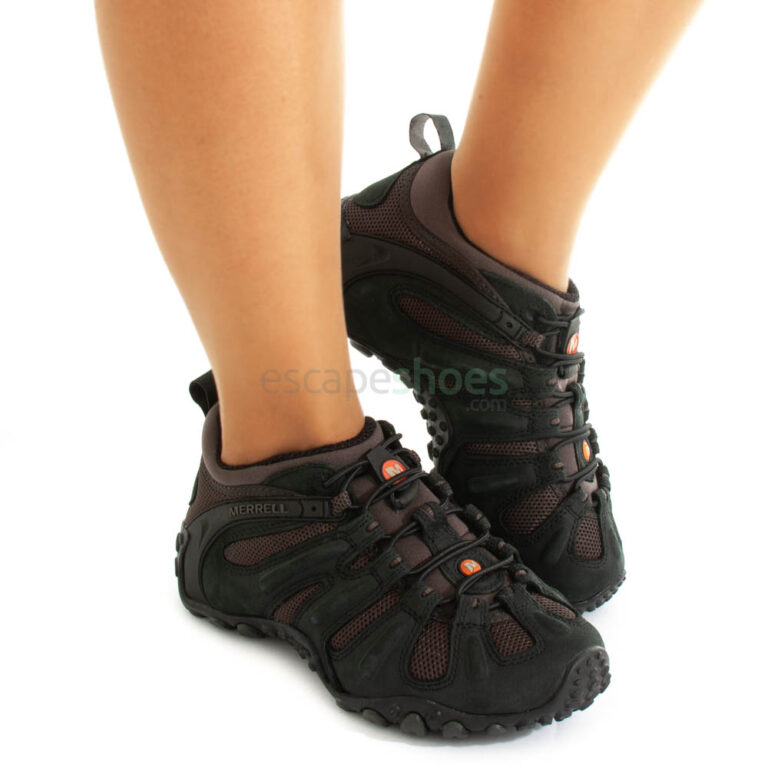 Sneakers MERRELL J559570 Chameleon II Stretch Black