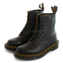 Botas DR MARTENS 1460 8-Eye DS Smooth Black Yellow 26100032