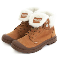 Boots PALLADIUM Baggy NBK Mahogany 76692-819
