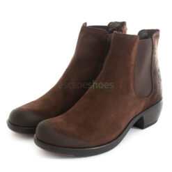 Ankle Boots FLY LONDON Mila Make Brown P142458042