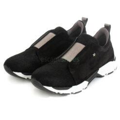 Sneakers CUBANAS Run 1300 Black