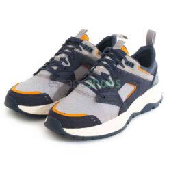 Sneakers TIMBERLAND Tree Racer Textile Sneaker Black Iris A2NAZ