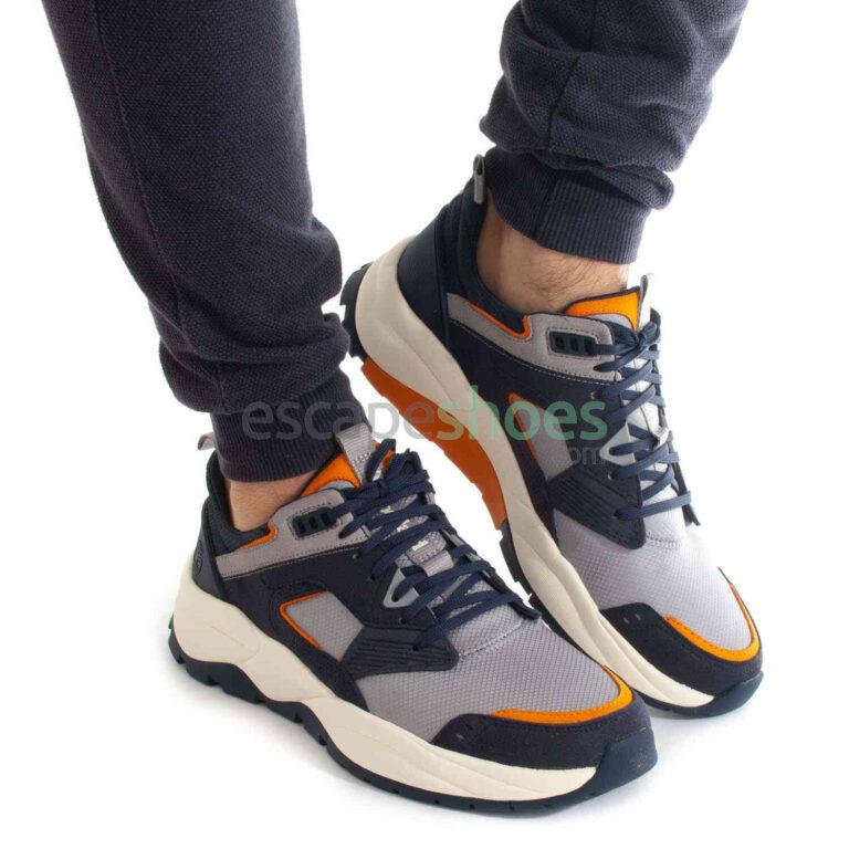 Zapatillas TIMBERLAND Tree Racer Textile Sneaker Black Iris A2NAZ