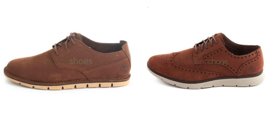 Sapatos Confortáveis para festa Timberland
