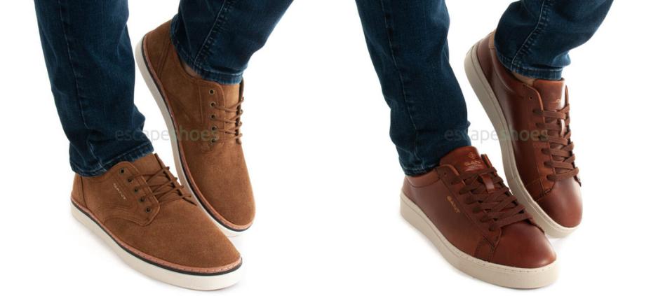 Sapatos Confortáveis para festa Gant