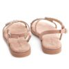 Sandalias ALMA EN PENA Suede Old Pink V21412
