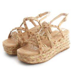 Zapatillas ALMA EN PENA Suede Sand V21672