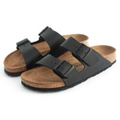 Sandals BIRKENSTOCK Arizona Bg Schwarz Black 51793