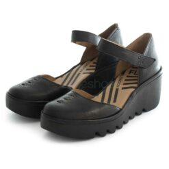 Sandals FLY LONDON Biso305 Mousse Black P501305000