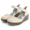 Sandalias FLY LONDON Biso305 Mousse White P501305001