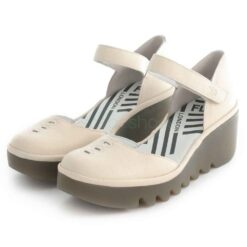 Sandals FLY LONDON Biso305 Mousse White P501305001