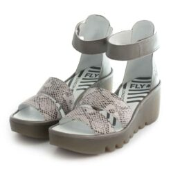 Sandals FLY LONDON Bono290 Snake white P501290002