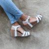 Sandalias FLY LONDON Gumy777 Diamond White P144777004