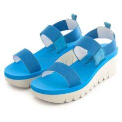 Sandals FLY LONDON Yaci594 Cupido Azure P144594007