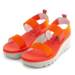 Sandals FLY LONDON Yaci594 Cupido Devil Red P144594002