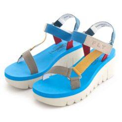 Sandals FLY LONDON Yefa 726 Cupido Multi P144726004
