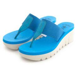 Sandals FLY LONDON Yomu725 Cupido Azure P144725002