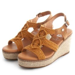 Sandals XTI Wedge 42271 Camel