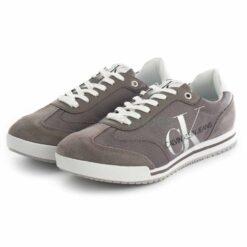 Sapatilhas CALVIN KLEIN Sneaker Laceup Pes Slate