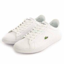 Sapatilhas LACOSTE Carnaby Evo Bl White 33SPM1002 001