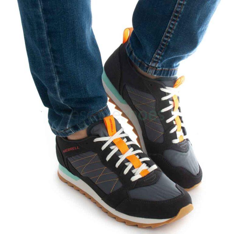 Sapatilhas MERRELL Alpine Sneaker Ebony J16699